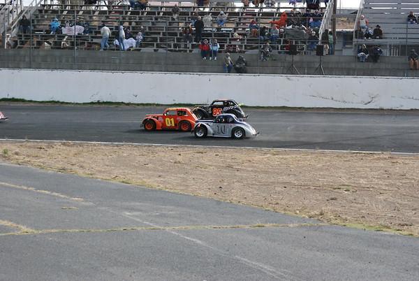 Columbia Motor Speedway Sprint Cars 10/10/2009