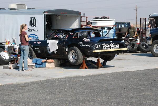 Columbia Motor Speedway 10/17/2009