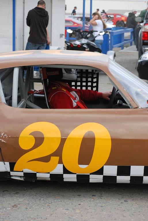 Columbia Motor Sports 09/19/09
