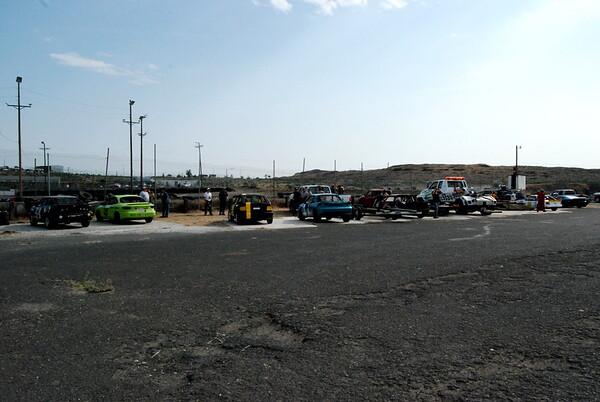 Columbia Motor Speedway 06/06/2009