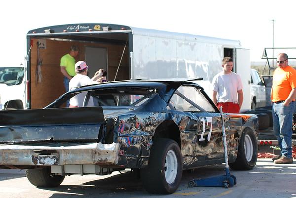 Columbia Motor Speedway 05 22 10