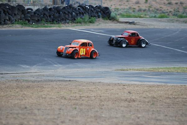 Columbia Motor Speedway 05 29 10
