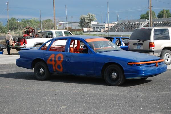 Columbia Motor Speedway 06 -19-10