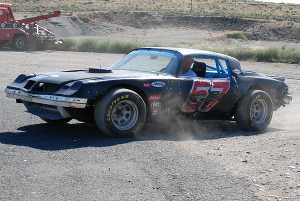 Columbia Motor Speedway 06 -26-2010