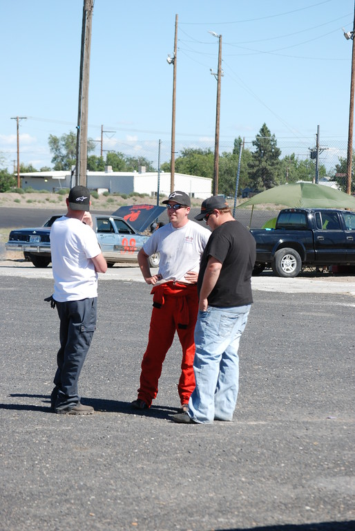 Columbia Motor Speedway 07-03-2010