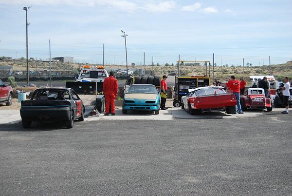 Columbia Motor Speedway 07-04-2010