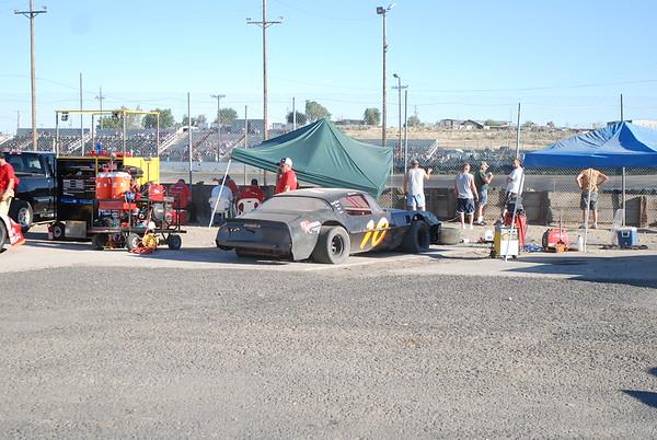 Columbia Motor Speedway 07-24-2010