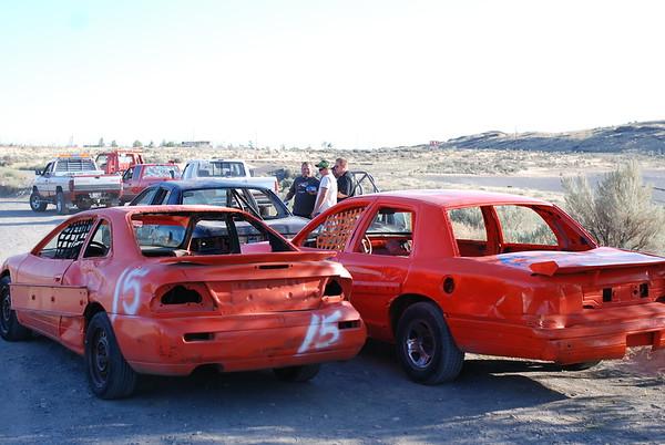 Columbia Motor Speedway 07-31-2010