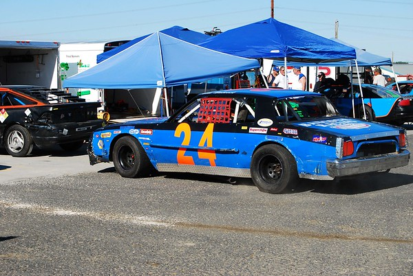 Columbia Motor Speedway 08-14-2010