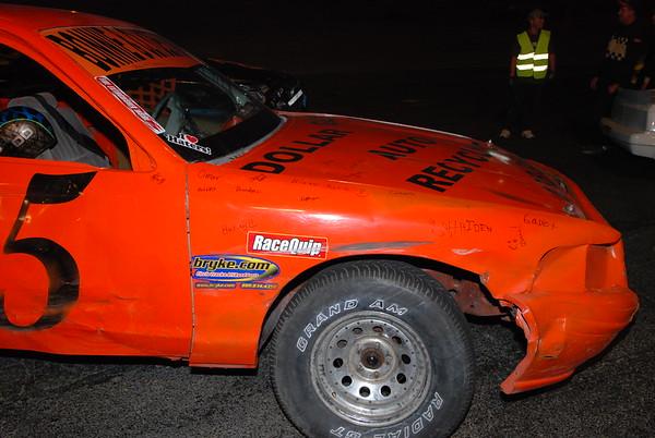 Columbia Motor Speedway 08-21-2010