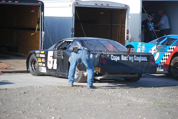 Columbia Motor Speedway 09-04-2010