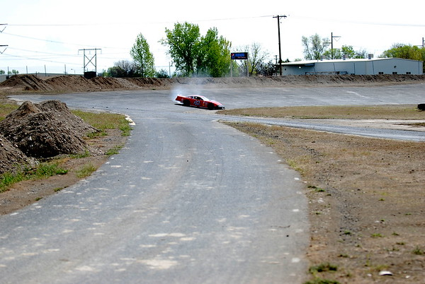 Columbia Motor Speedway Saturday Practice