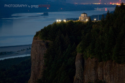 Crown  Point and Vista House