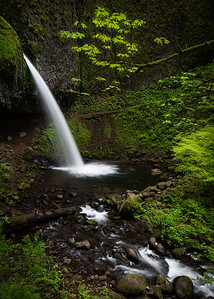 Ponytail Falls, Cascade Locks, OR