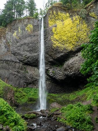 LaTourneau Falls