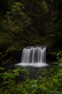 Upper Butte Creek Falls, Scotts Mills, OR