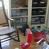 12 2001 Christmas<br /> Cat on catnip