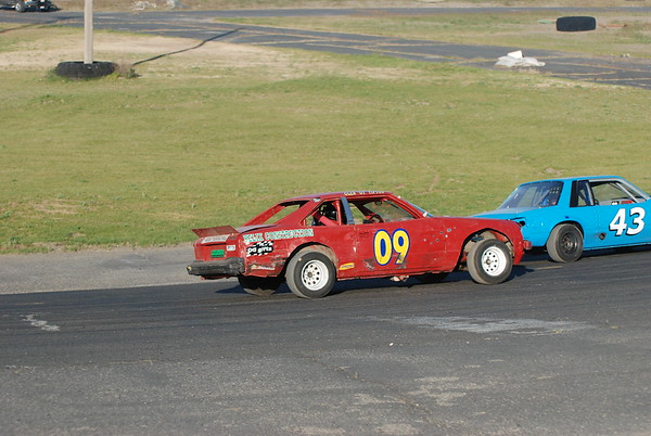 Mini/Super stock 4-30-2011