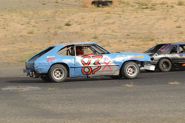 Super Mini/Outlaw Compacts 10-08-2011