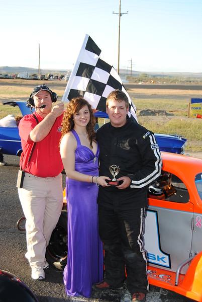 Trophy Presentation 2011