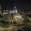 Statehouse at Night