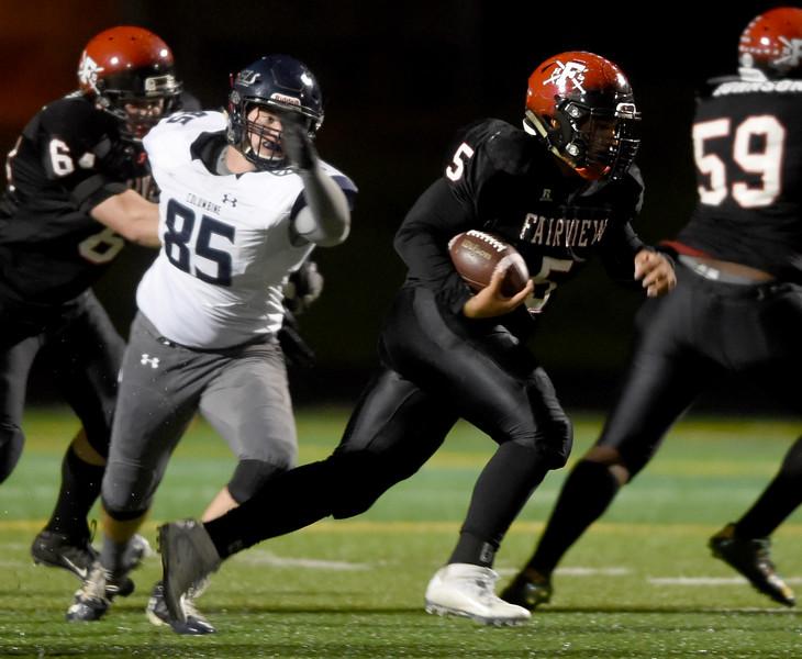 Columbine Fairview Football