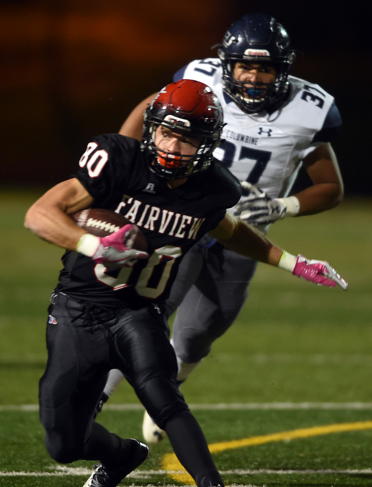 Columbine Fairview Football