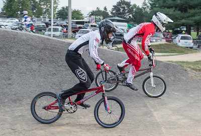 Columbus BMX Races 10/01/16