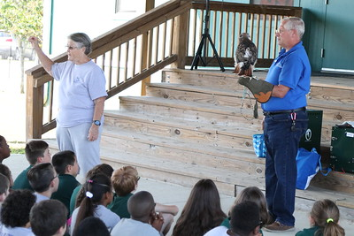 Columbus Charter School - Raptor Presentation