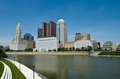 Columbus Looking East