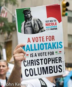 Malliotakis Campaign Poster