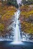 Horsetail Falls Deep Freeze, Columbia River Gorge