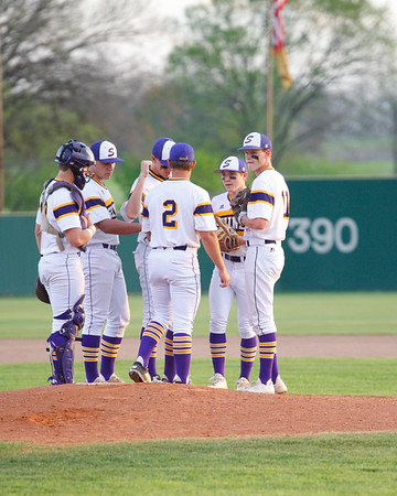 Shiner High Baseball 3-16-18