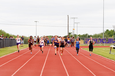 Shiner High District Meet 4-5-18