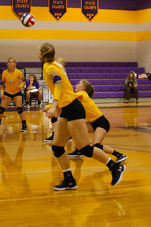 Shiner High V VB 9-22-17