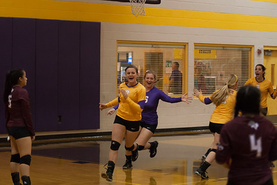 Shiner V VB vs Flatonia 10-25-16