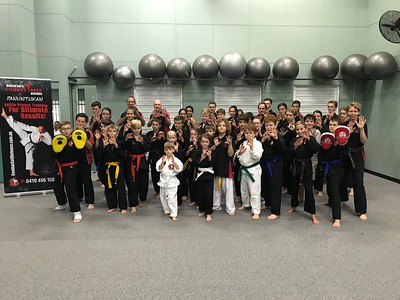 Combat SD Advanced Self Defence Course May 2017
