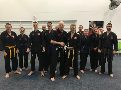Combat Self Defence Christmas Party 2017