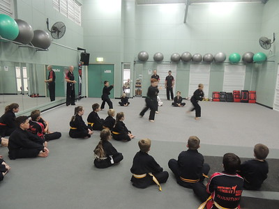 Combat Self Defence Grade Belt Assessments March 2017