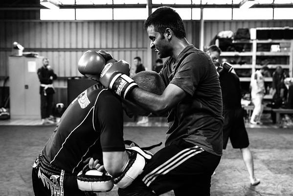 Muay Thai | Training | 2019