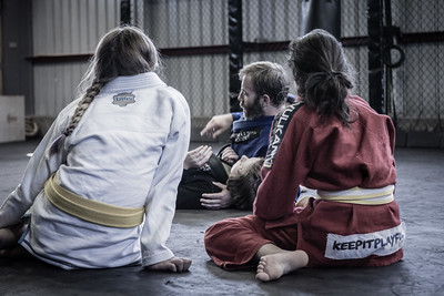 Erika jumped back in the gi tonight for the new Teens class that's just started up out at HMAA. Just like an adults class but for the older kids.   So stoked she is back on the mats.   5-6 on a Thursday out at Clarence Sports Centre. Hit up the website below for more infos and stuff.   http://www.hobartmartialartsacademy.com.au/  23 Feb 2017  © Fiona Gumboots - http://www.thegumbootchronicles.com All images are copyright and not to be reproduced, distributed, published, altered, manipulated or used without my permission.  Sharing via the 'share' button on facebook is more than welcome.