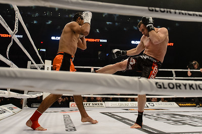 Glory 38 Kickboxing 02.24.17