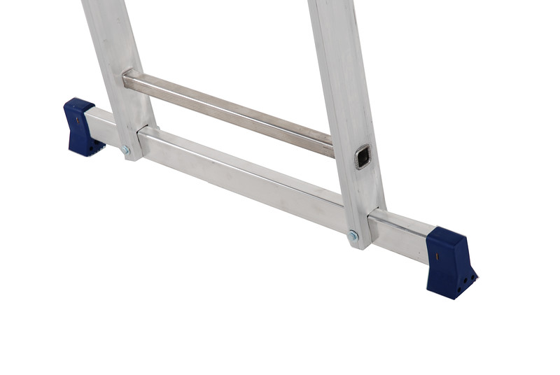 Lighty Duty Combination ladders, step ladder and extension ladder