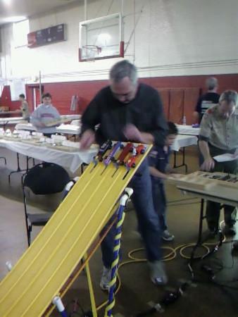 Pinewood Derby 2008