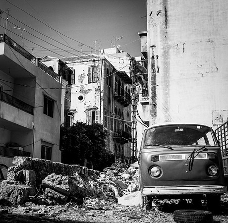 Beirut, Lebanon. October 2009