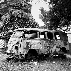 Managua, Nicaragua. August 1996
