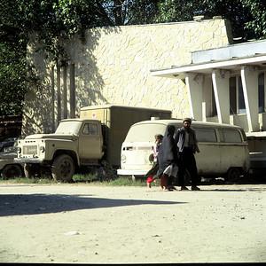 Jalalabad, Afghanistan. November 1995