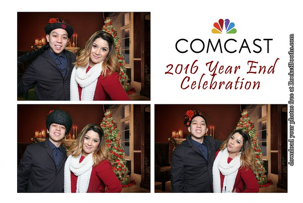 Comcast 2016