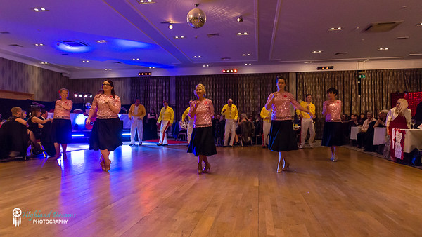 Come Dancing with Poppyscotland 2019