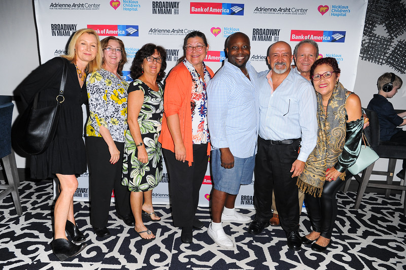 Come From Away Meet and Greet at Arsht Miami